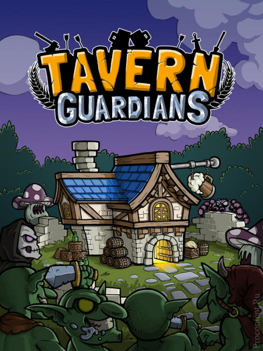 Обзор iOS-игры Tavern Guardians