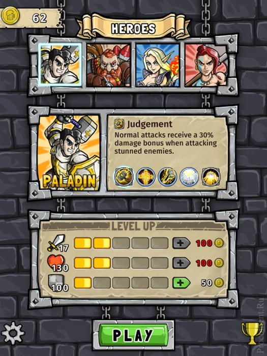 Обзор игры Tavern Guardians на iPhone